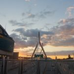 """NBA Finals @ TD Garden - HDR of Exterior"" by Eric Kilby is licensed under CC BY-SA 2.0"