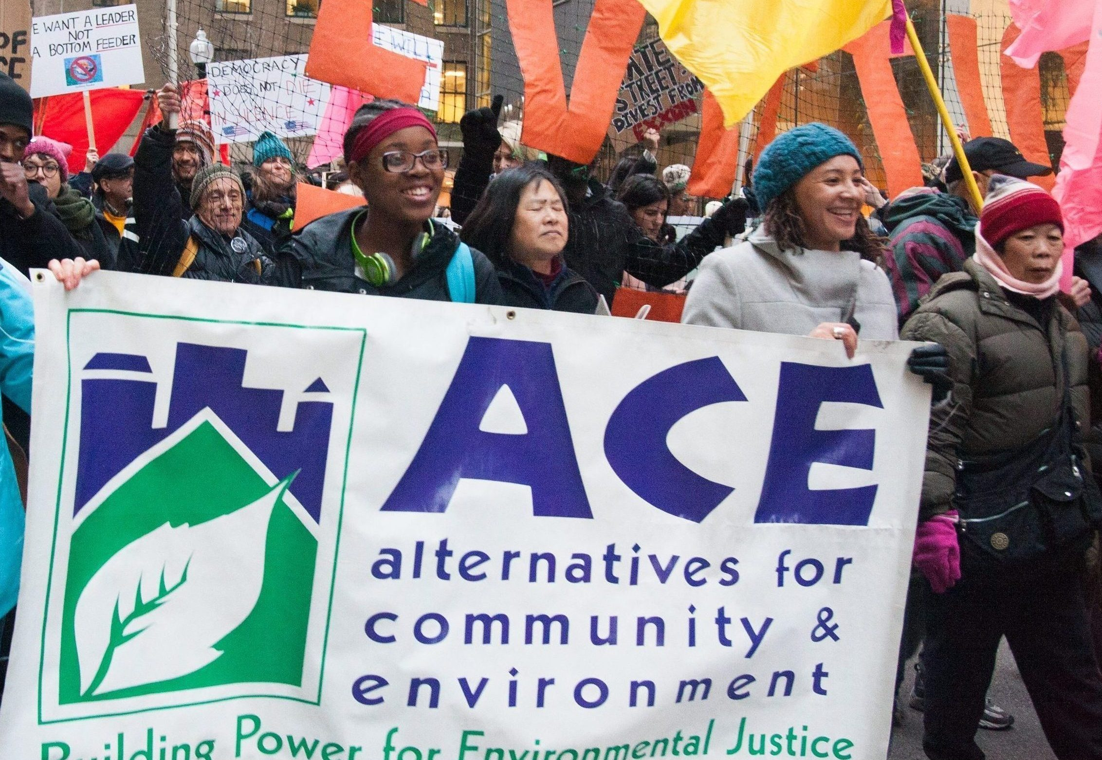 GREEN JUSTICE COALITION